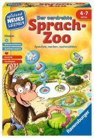 """Ravensburger Kinderspiele """"Der verdrehte Sprach-Zoo"""" 4 - 7 Jahre Zoo Spiele von Ravenburger"""