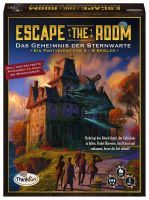 """Ravensburger Escape the Room """"Escape the Room - Das Geheimnis der Sternwarte"""" 10 - 99 Jahre Thinkfun von Ravenburger"""