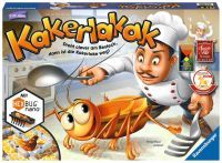 """Ravensburger Kinderspiele """"Kakerlakak"""" 5 - 99 Jahre Spaß & Action Spiele von Ravenburger"""