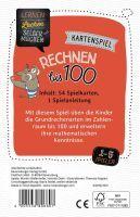 """Ravensburger Kartenspiele """"Lernen Lachen Selbermachen: Rechnen bis 100"""" Mathematik Spiele von Ravenburger"""
