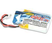 Carson 3.7V/200mAh LiPO Akku X4 Cage Copter