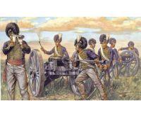 Carson 1:72 Napoleon. Kriege - Brit. Artillerie