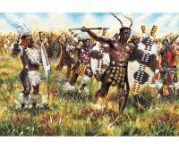 Carson 1:72 Zulu Wars - ZULU Krieger