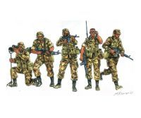 Carson 1:72 IT Moderne US-Soldaten
