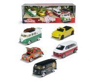 Majorette Volkswagen 5 Pieces Giftpack