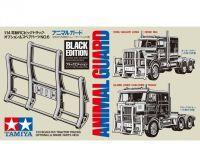 Tamiya 1:14 Rammschutz schwarz für US-Trucks