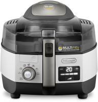 De Longhi Heißluftfritteuse Multicooker Multifry FH 1396/1 EXTRA CHEF PLUS