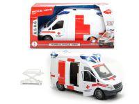Dickie A-Ambulance Van