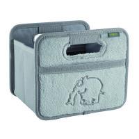 Meori Faltbox Mini Plush Ottifant Grey Grau