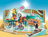 Playmobil, Bike & Skate Shop 9402