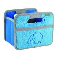Meori Faltbox Mini Plüsch Ottifant blue