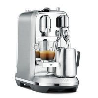 Sage Nespresso Kapsel-Automat SNE800BSS4EEU1 Sage Creatista Plus gebürstet edelstahl