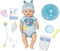 Zapf creation BABY born Puppe - Soft Touch Boy (824375)