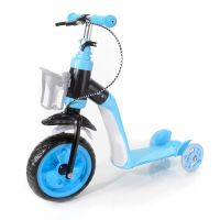 2in1 Scooter Blue