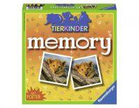 """Ravensburger Kinderspiele """"Tierkinder memory®"""" 4 - 99 Jahre Spiele von Ravenburger"""