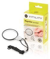 Vitility Lesehilfe - Vergrößerungsglas