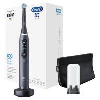 Oral-B iO Series 8 Black Onyx 100 Jahre Max Braun Edition Elektrische Zahnbürste