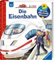 Ravensburger WWWjun9: Die Eisenbahn (66311724)