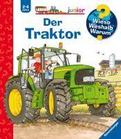 Ravensburger WWWjun34: Der Traktor (67417101)