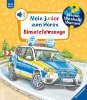 Ravensburger WWW junior zum Hören2: Einsatzfahrzeuge (67654200)