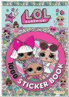 Friendz LOL L.O.L. Surprise! 1000 Sticker-Buch (67911237)