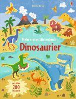 Usborne Verlag Mein erstes Stickerbuch Dinosaurier (67917472)