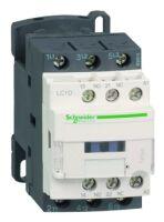 Schneider Electric Leistungsschütz AC-schaltend 9A 24V/DC 1S+1Ö LC1-D09BD