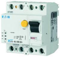 Eaton FI-Schalter digital 4-polig 63A 30mA DRCM-63/4/003-G/A+