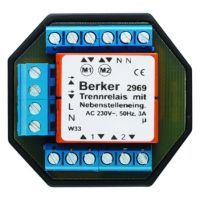 Berker TRENNRELAIS-EINSATZ TR2 (2969)