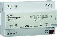 Gira Spannungsversorgung 640 mA KNX/EIB REG