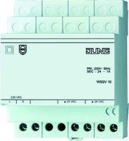 Jung Spannungsversorgung AC 24 V ~ für Wetterstation und Analogeingang