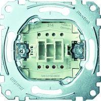 Merten Taster-Einsatz Schließer 1-polig 10 A AC 250 V Steckklemmen