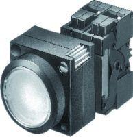 3SB3245-0AA51LEUCHTDRUCKTASTER/BLAU MIT 24V-LED/1S
