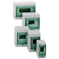 Schneider Electric Installationskleinverteiler Mini Kaedra AP 1R 3TE IP65