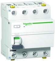 Schneider Electric Fehlerstrom-Schutzschalter iID 4p 40A 100mA Typ A SI