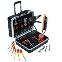 Weidmüller Werkzeugkoffer bestückt (LxBxH) 465x 352x255 mm