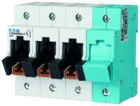 Eaton Sicherungs-Lasttrennschalter 3p+N 63A Z-SLS/NEOZ/3+N