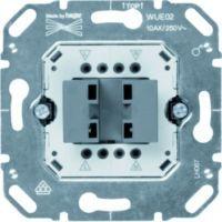 kallysto Wippschalter Einsatz Aus 2-polig