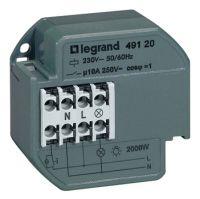 Legrand Fernschalter UP 1-polig elektronisch 10A230V 50/60Hz Lexic Legrand