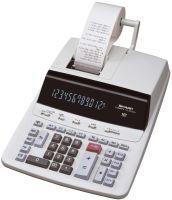 Sharp CS-2635RH Desktop Druckrechner Schwarz - Silber Taschenrechner