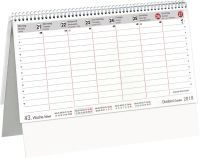 ALPINA 107E Tischkalender