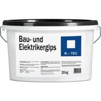 R-TEC BAU-ELEKTRIKERGIPS 1KÜBEL=20KG (BAUTECHNIK)