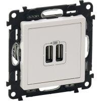 Legrand VLIFE USBLADEDOSE 1500MA UW (753112)