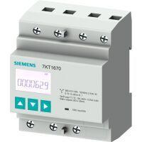 Siemens E-ZÄHLER 3PH 80A S0 (7KT1670)
