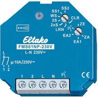 FMS61NP-230V Funkaktor Multifunktions-Stromstoßschalter