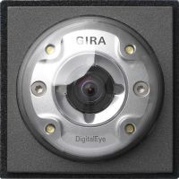 Farbkamera für Türstation TX_44 (WG UP) Anthrazit