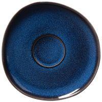 Villeroy & Boch Lave bleu Kaffeeuntertasse