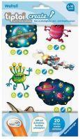 Tiptoi, tiptoi® Sticker, Create, 23,3x13,4x0,2 cm (00910)
