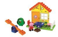 BIG PlayBIG Bloxx Peppa Pig Garden House