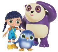 Wissper Figurenset Peggy + Dan, Spielfigur